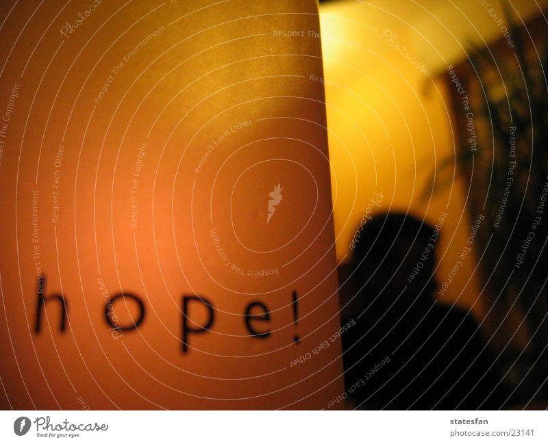 Calm Living or residing Glass Hope