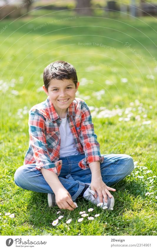 Smart casual wearing teen posing outdoors Lifestyle Joy Happy Face Playing Garden Child Schoolchild Human being Toddler Boy (child) Man Adults Infancy Nature