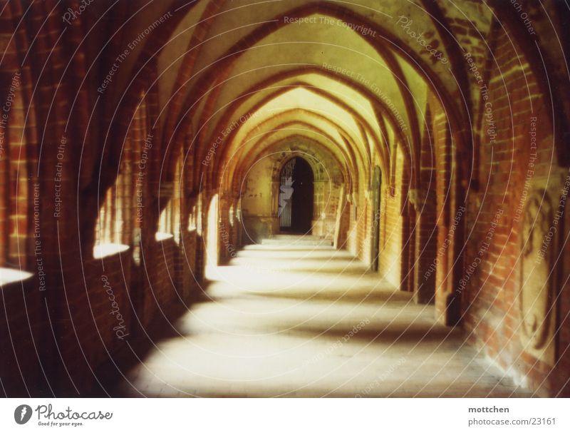 Religion and faith Brick Monastery House of worship Medieval times Arcade