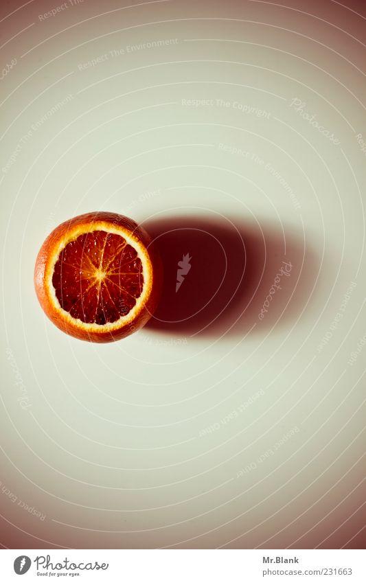 Red Gray Orange Healthy Orange Fruit Lie Round Delicious Juicy Vegetarian diet Shadow Light Citrus fruits Sliced Food photograph