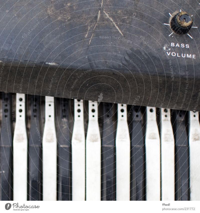 Old Music Dirty Broken Retro Transience Keyboard Piano Destruction Musical instrument Rotary knob Dusty Volume Controller