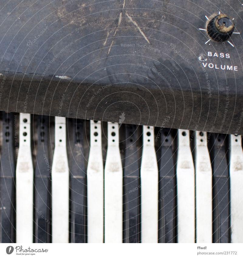 Old Music Dirty Broken Retro Transience Keyboard Piano Destruction Musical instrument Key Rotary knob Dusty Volume Keyboard Controller