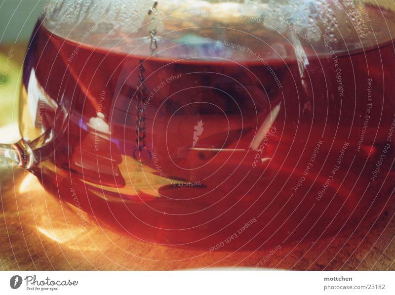 teapot Red Jug Morning Fruit tea Alcoholic drinks Tea Glass mirror