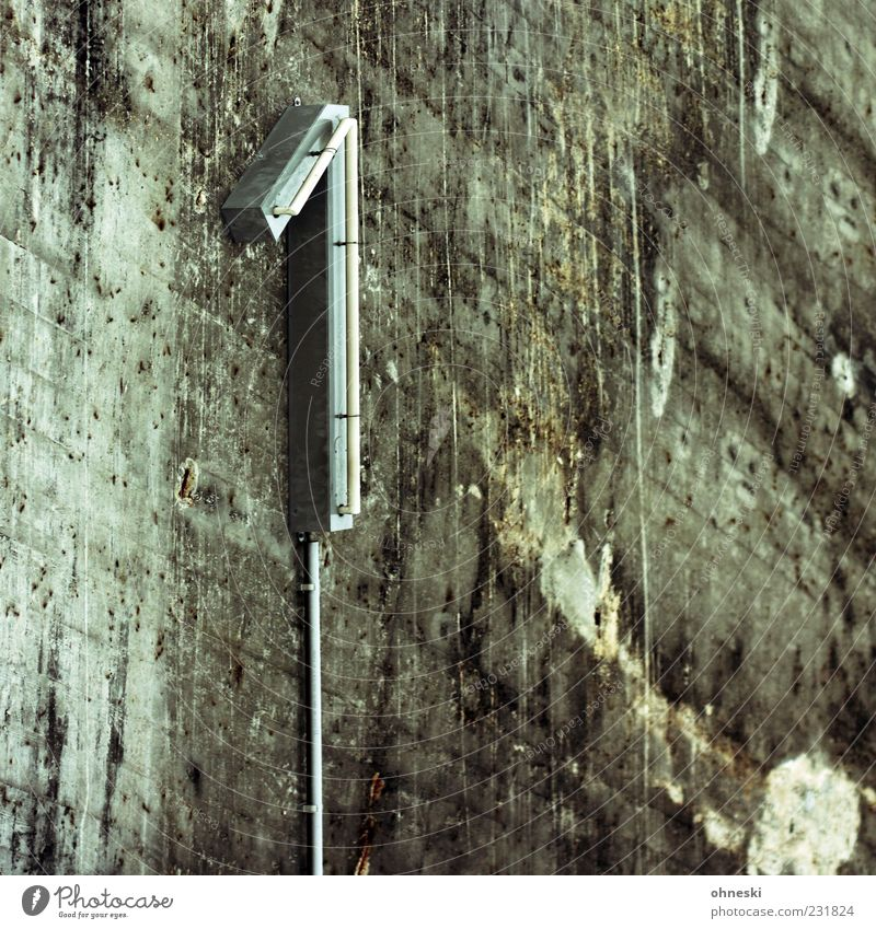 1 Wall (building) Gray Wall (barrier) Wet Concrete Success Cable Technology Digits and numbers Manmade structures Sign Tunnel Weathered Competition Mold