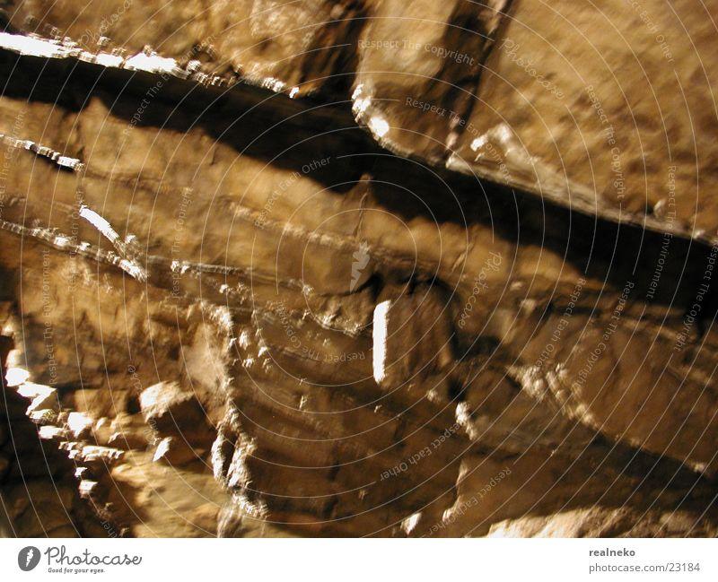 Rock Division Cave Dim Stalactite