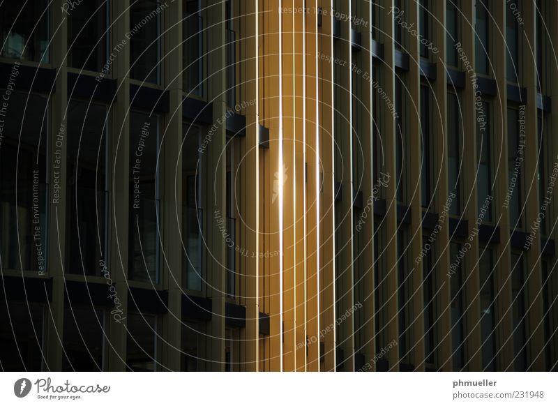 Architecture Gold Facade High-rise Putrefy Manmade structures Glazed facade