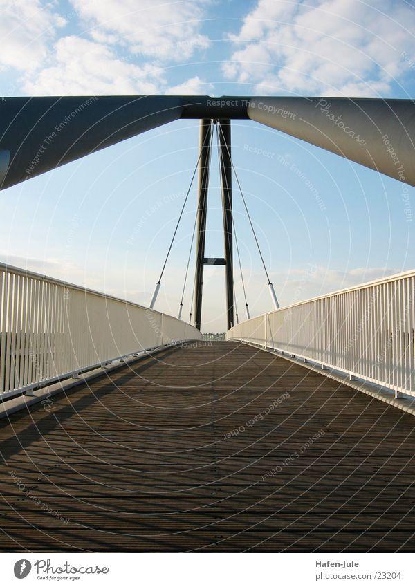 Sky Lanes & trails Perspective Bridge Handrail Carrier