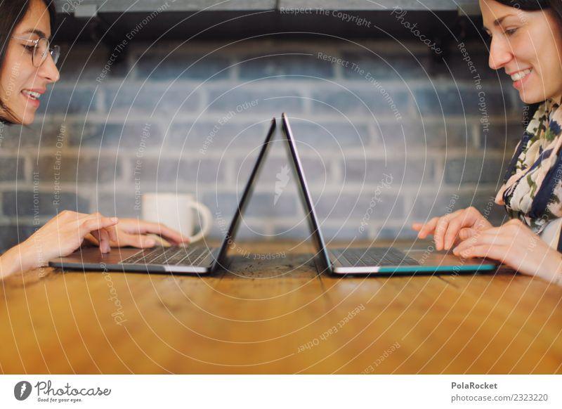 Art Esthetic Keyboard Notebook Workplace Teamwork Digital Screen Digital photography Display Change of job