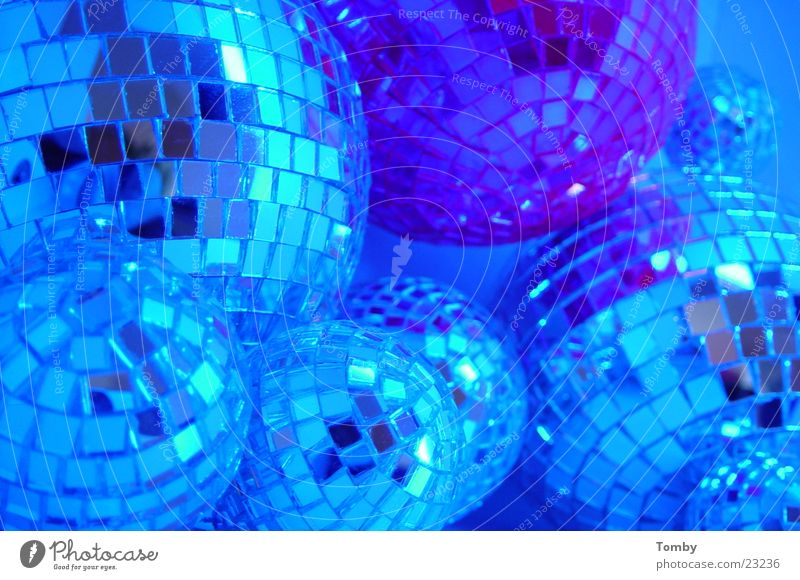Spieschelzeusch Disco ball Party Obscure Feasts & Celebrations Dance