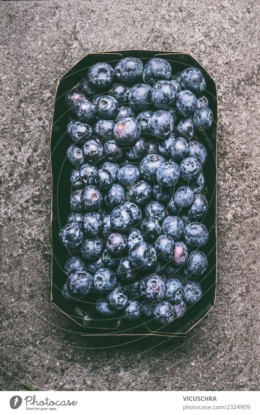 blueberries Food Fruit Dessert Nutrition Organic produce Vegetarian diet Diet Style Design Healthy Healthy Eating Summer Blueberry antioxidant Berries Vitamin