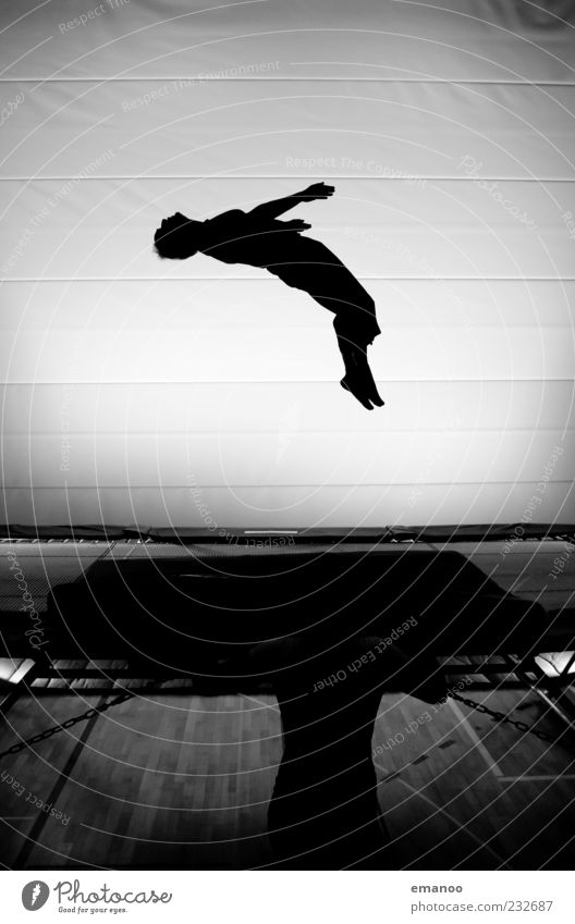 Human being Man White Black Adults Movement Jump Leisure and hobbies Flying Tall Masculine Fitness Passion Brave Athletic Rotate
