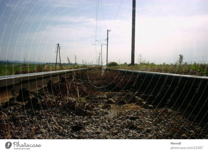 Far-off places Lanes & trails Transport Railroad Railroad tracks