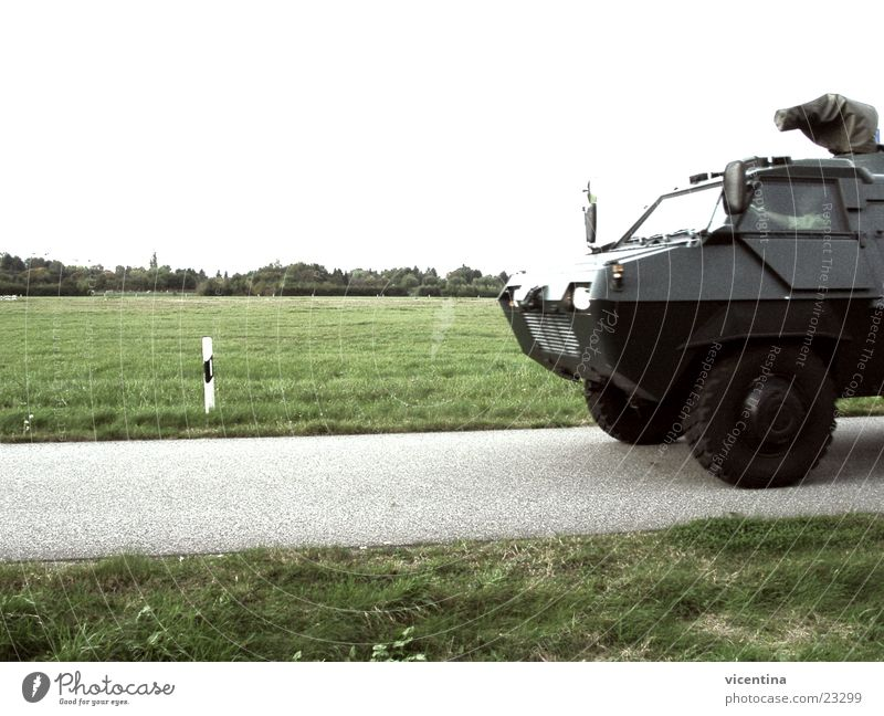 BGS armoured wheeled vehicle Runway Safety Aviation Federal Border Guard Armor-plated wheeled tank Airport Testing & Control