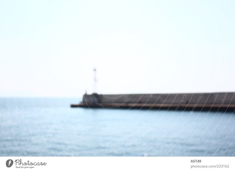 Nature Blue Water Summer Ocean Environment Trip Tourism Harbour Mole Harbour entrance
