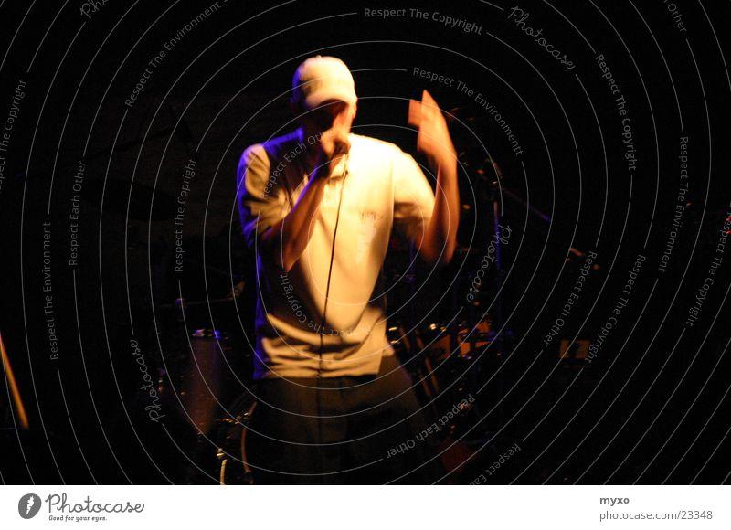 Man Music Club Concert Live Hip-hop Singer Rapper Baseball cap