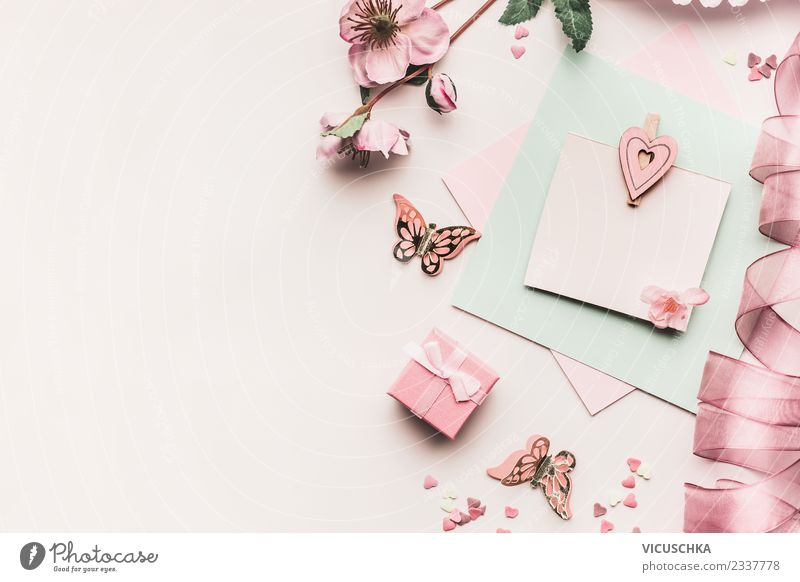 White Flower Background picture Love Style Feasts & Celebrations Pink Design Decoration Birthday Heart Gift Wedding Symbols and metaphors Card Bouquet