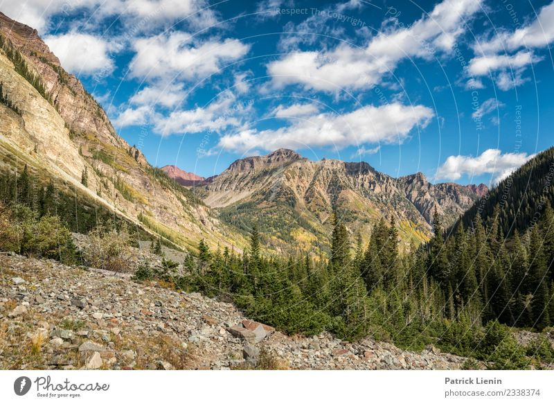 Maroon-Snowmass Wilderness in Colorado Contentment Vacation & Travel Adventure Far-off places Freedom Expedition Camping Mountain Hiking Environment Nature