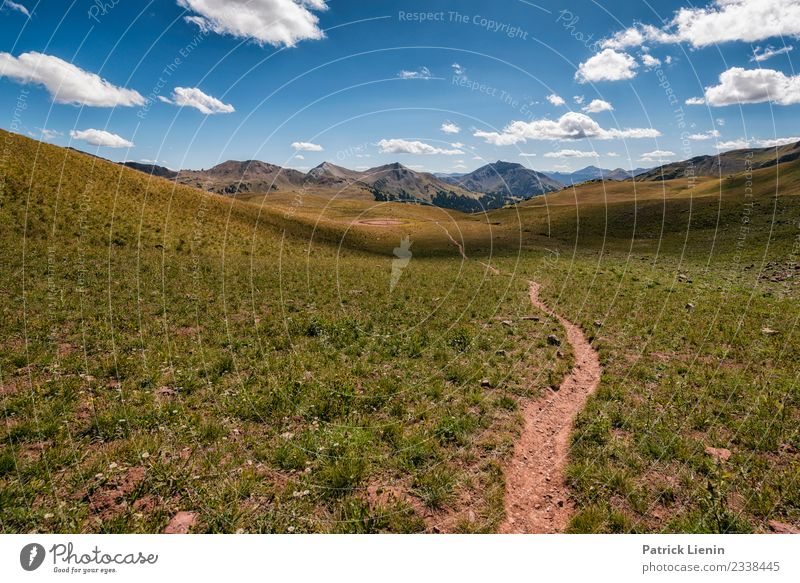 Maroon-Snowmass Wilderness in Colorado Well-being Contentment Senses Relaxation Vacation & Travel Trip Adventure Far-off places Mountain Hiking Environment