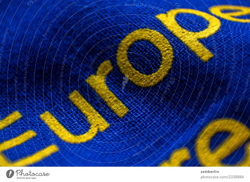 Europe European flag European parliament Flag Cloth Landmark Alliance Characters Typography Letters (alphabet)