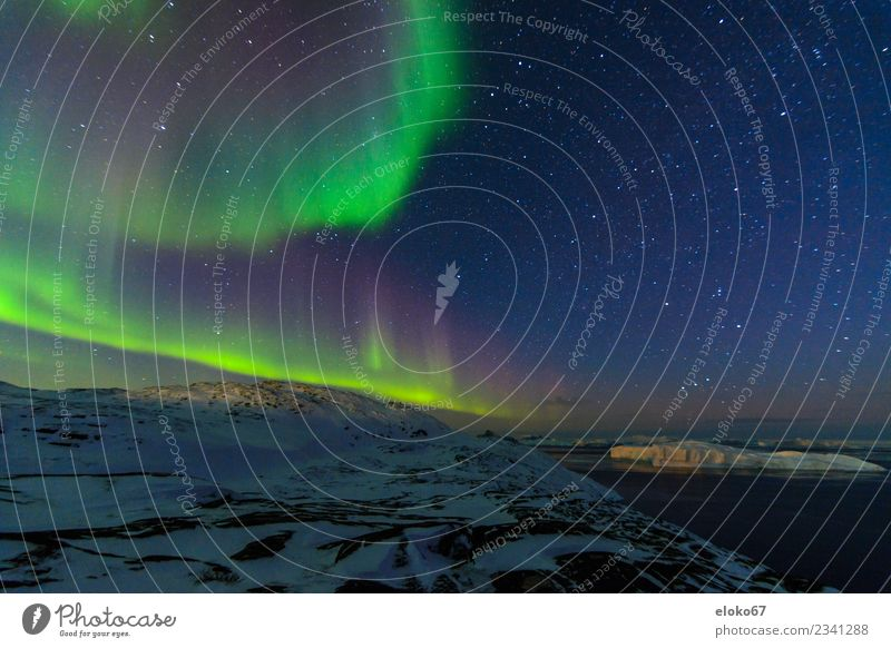 Far-off places Freedom Bright Adventure Observe Aurora Borealis