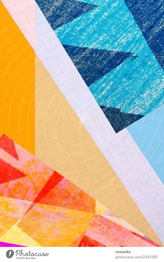 geometrical shapes Style Design Entertainment Party Event Feasts & Celebrations Art Esthetic Stress Relationship Chaos Colour Joy Idea Inspiration Creativity
