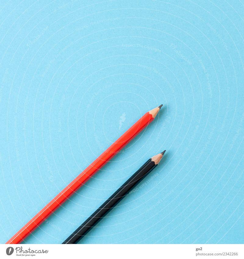 Blue Red Black School Design Contentment Office Esthetic Arrangement Creativity Idea Academic studies Simple Team Write Draw