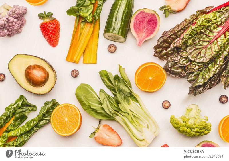 Summer Healthy Eating Food photograph Style Design Fruit Nutrition Orange Vegetable Apple Organic produce Berries Diet Vegetarian diet