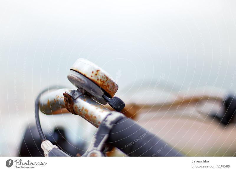Old Metal Time Bicycle Transience Rust Bicycle bell Bicycle handlebars