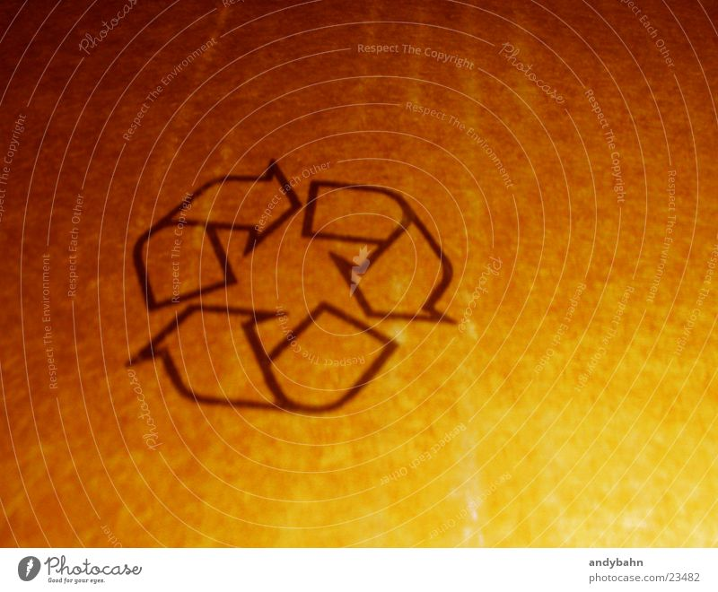 recycle it! Icon Symbols and metaphors Recycling Cardiovascular system Packaging Cardboard Things Sign Arrow