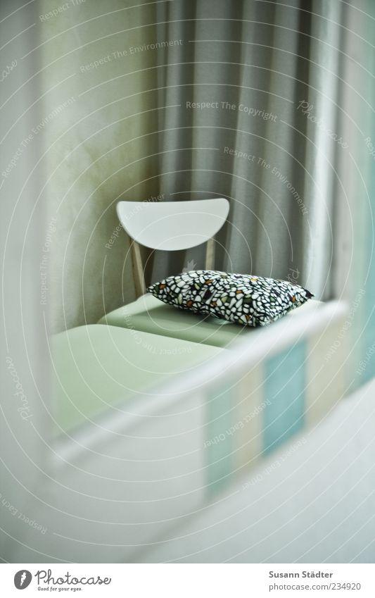 Calm Relaxation Wellness Couch Mirror Drape Massage Harmonious Cushion Medical practice Furniture Treatment room