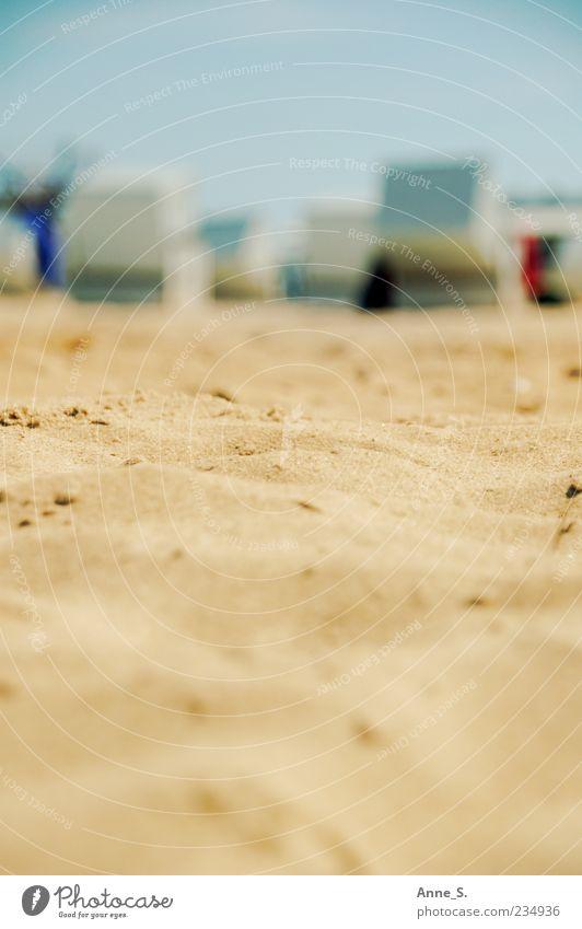 Nature Ocean Summer Beach Warmth Sand Coast Happy Dream Moody Contentment Beautiful weather Baltic Sea Beach chair Darss Sandy beach