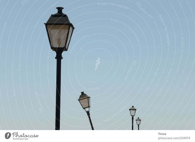 Sky Movement Exceptional Street lighting Tilt Cloudless sky Tumble down Beaded Exterior lighting Off the rails