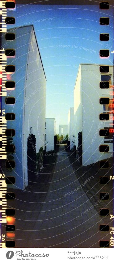 cubism. House (Residential Structure) Town Perforation Film Analog Cube Lanes & trails Housefront Footpath Settlement Mediterranean Student accommodation
