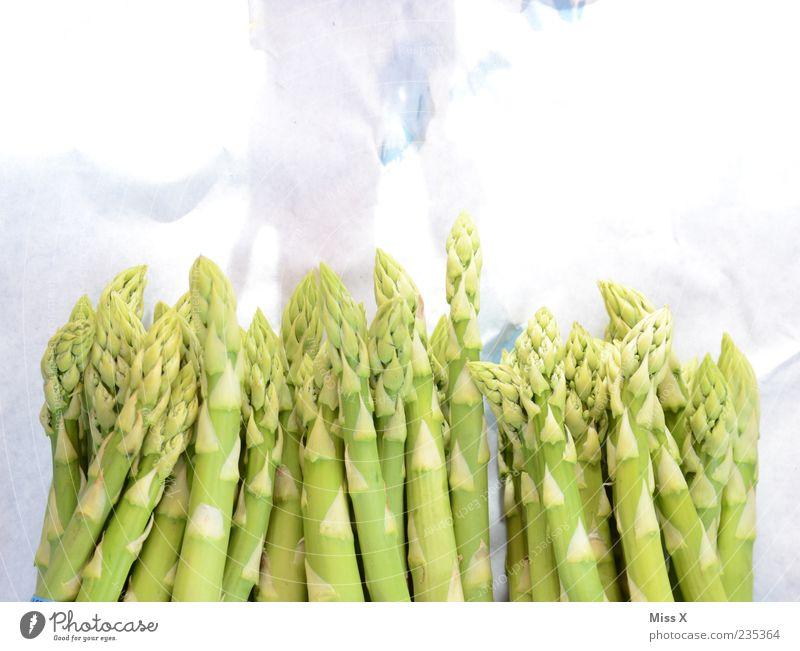 Green Spring Healthy Lie Food Multiple Fresh Nutrition Vegetable Delicious Organic produce Vegetarian diet Asparagus Asparagus season Asparagus head Bunch of asparagus