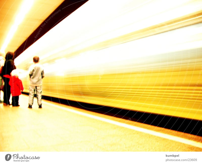 Transport Speed Driving Lawn Long Underground Past Exposure Fast moving Occur