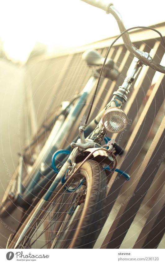 Bicycle Closed Safety Bridge Parking Bridge railing Ajar Parking area Bicycle light