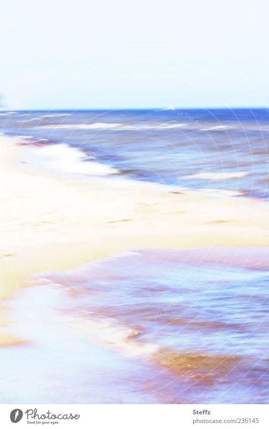 Nature Vacation & Travel Blue Colour Water Summer Ocean Landscape Beach Environment Coast Exceptional Sand Bright Horizon Air