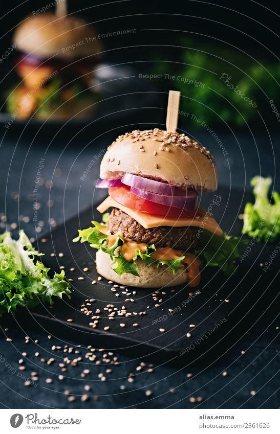 Healthy Eating Dark Dish Food photograph Nutrition Fresh Delicious Cooking Vegetarian diet Lunch Lettuce Vegan diet Snack Hamburger Fast food