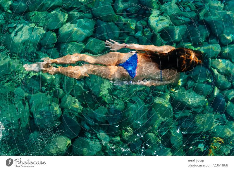 Child Human being Vacation & Travel Summer Water Ocean Girl Healthy Cold Feminine Happy Swimming & Bathing Lake Contentment Dream Infancy