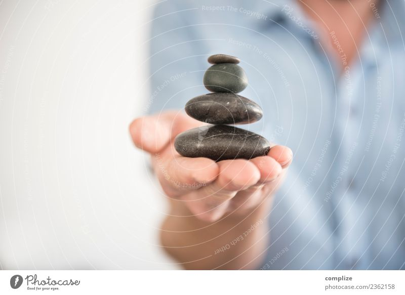 Vacation & Travel Hand Relaxation Calm Life Religion and faith Healthy Health care Stone Contentment Tower Wellness Well-being Stop Harmonious Serene
