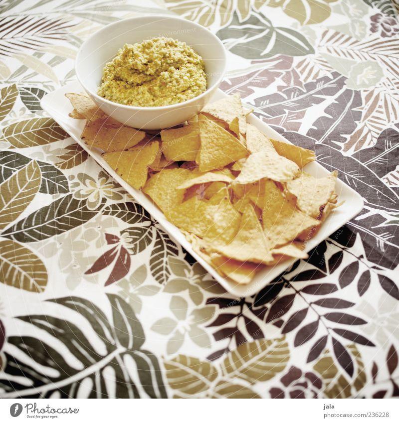 Nutrition Food Delicious Bowl Tablecloth Fast food Finger food Crisps Dip