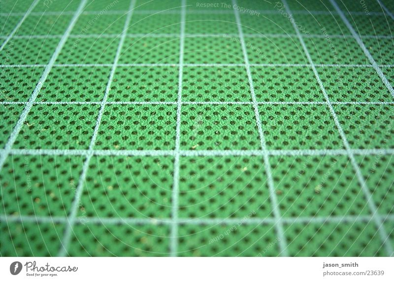 field of glory Green Mat Craft (trade) cutting mat cutter one knows well Macro (Extreme close-up)