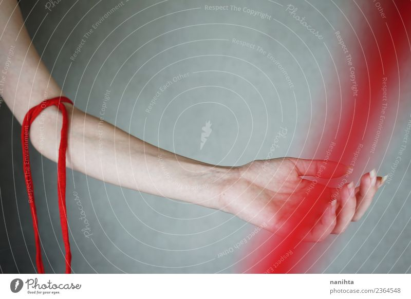 Conceptual image about donate blood Design Healthy Health care Medical treatment Nursing Medication Senses Arm Art Line Esthetic Authentic Good Natural Clean