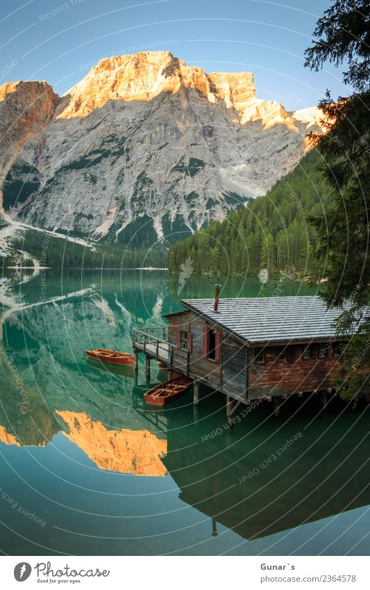 Vacation & Travel Summer Water Relaxation Far-off places Mountain Tourism Freedom Lake Trip Hiking Idyll Adventure Beautiful weather Romance Italy