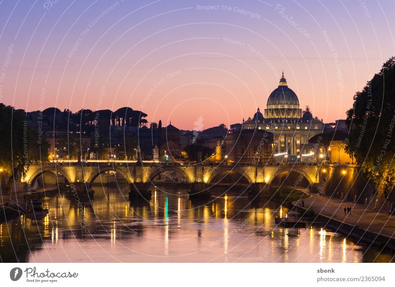 City of Rome, Italy Vacation & Travel Romany architecture Europe EU Exterior shot