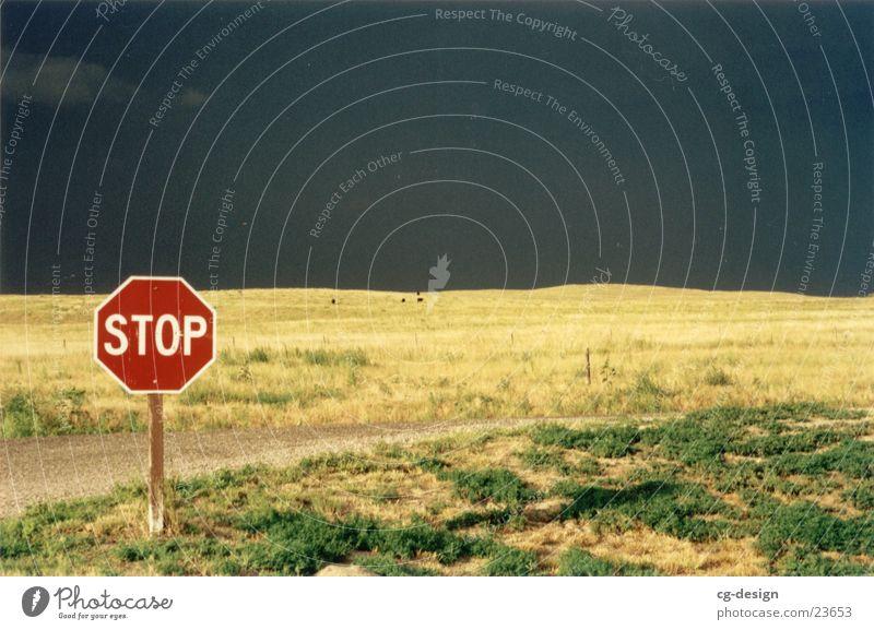 Sky Sun Landscape Stop sign Vacation photo