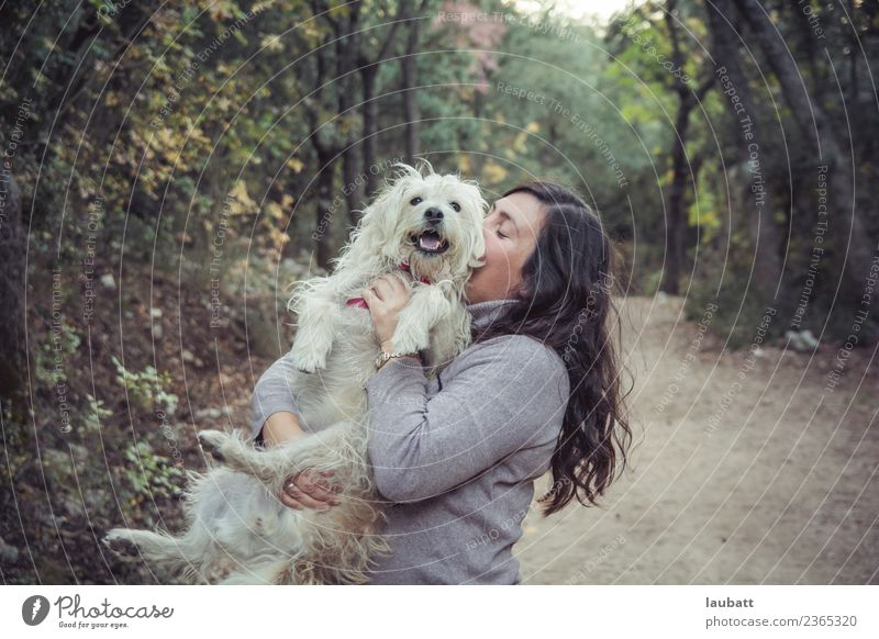 Friends Woman Nature Vacation & Travel Dog Joy Forest Adults Lifestyle Healthy Environment Love Funny Natural Happy Friendship Leisure and hobbies