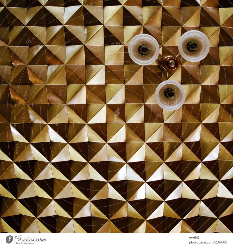 White Black Wall (building) Lamp Brown Gold Elegant Exceptional Design Crazy Esthetic Retro Simple Past Abstract Tilt
