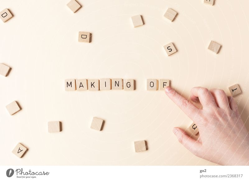 MAKING OF Leisure and hobbies Playing Board game Hand Fingers 1 Human being Characters Work and employment Esthetic Exceptional Flexible Uniqueness Joy Idea