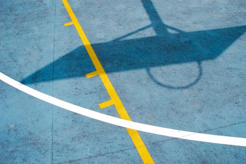 cast of shadow Yellow Style Moody Line Modern Esthetic Power Perspective Target Under Inspiration Surrealism Australia Determination Quality Basketball